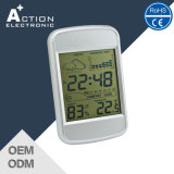 Multifunction LCD Weather Station Digital Clock with Comfort Level