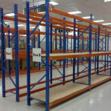 Industrial Warehouse Multi-Level Longspan Shelf