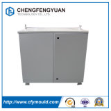 Grey Painted Floor Standing Equipment Box From China Supplier