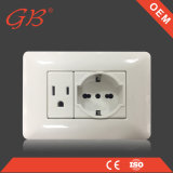 Electric Hot Sale European Electrical Socket Wall Socket