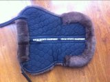 Hot Sale High Quality Sheepskin Horse Saddle Pad Wholesale