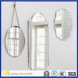 Decorative Irregular Shaped Wall Silver or Aluminum Mirror Glass