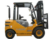 2.0Ton Diesel Forklift with Japanese Yanmar 4TNE92 Engine(HH20Z-E2-D, Vertical Exhaust)