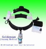 Medical High Brightness LED Headlamp with Head Strap
