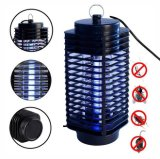 Electronic Zapper Insect Killer Mosquito Fly Bug Insect Zapper Killer Control with Trap Lamp 110V