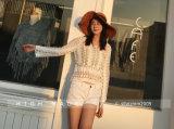 Womens Kimono Cardigan Sheer Loose Blouse Tops Tassel Maxi Swimsuit Cover up Swimwear