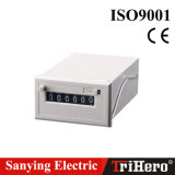 Non Reset Table Six Digits Electro Magnetic Counter (CSK6-NKW)