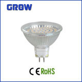 MR16 25, 000h Long Lifespan Glass LED Spotlight with CE Approvel (1636B)