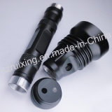 CNC Machining with Hard Anodizing for Aluminum Torches
