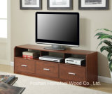 Convenience Concepts Cherry Finish Wooden TV Cabinet (TVS08)