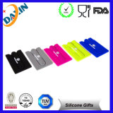 Snap Design Silicone Cell Phone Mobile Phone Stand
