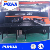 EU Standard Hydraulic CNC Turret Punching Press Machine Price