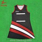 Healong ODM Service Apparel Gear Sublimation School Girls Netball Dresses for Sale