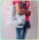 Custom Promotional Young Girl Hand Bag Canvas Tote Bag