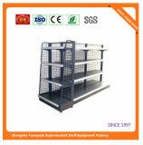 Supermarket Shelf with Glass 08109 Glass Shelf