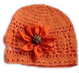 Cute Infant Crochet Beanie Hat