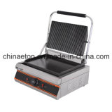 Grooved&Flat Electric Single Contact Grill (ET-YP-1C2)