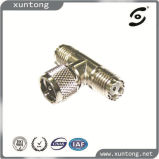UHF Male to Double Female Adapter UHF Connector