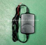 12V 1A Lead Acid Battery Charger with Bare Wire