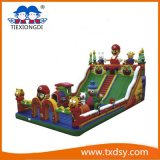 Kids Inflatable Jumping Balloon Inflatable Castle with Slide