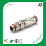 Fiber Optic Cable Connector Coaxial Cable CATV