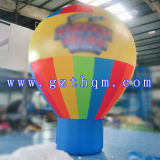 Gaint Advertising Inflatable Balloon/Excellent Advertising Inflatable Transparent
