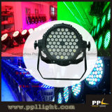 Outdoor Stage Light 54X3w Waterproof LED PAR Can Light