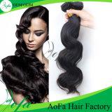 Indian Virgin Human Wave Natural Black Hair Extension