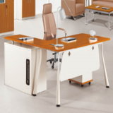Teak Office Commercial Office Furniture Table (HY-BT12)