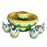 Children Toy Amusement Glass Fibre Sand Playing Table (S19)