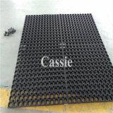 Anti-Slip Rubber Mat, Grass Rubber Mat, Antibacterial Floor Mat