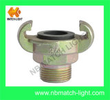 European Type Direct Carbon Steel Universal Air Hose Coupling