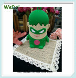 Cartoon PVC Travelling Charger with Beautiful Design (WY-PB105)