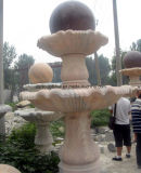 Rolling Sphere Fountain Water Fountain Stone Ball Fountain