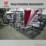 Zipper lock bag making machine
