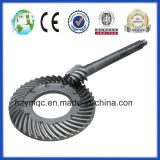 Tractor Transmission of Crown Wheel Pinion Gear in China Auto Parts