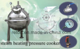Stainless Steel Pressure Cooker (vacuum jacketed cooker)