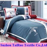 Printed Bedsheet of Tc Fabric for Hotel Bedsheet Set