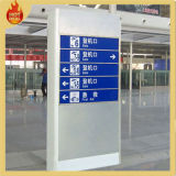 Airport Steel Light Box Sign for Sale