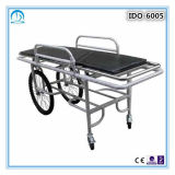 Stainless Steel Patient Transfer Trolley
