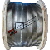 Stainless Steel Rope 316 1X19 6mm
