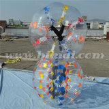 New Style PVC Inflatable Bumper Bubble Ball for Kids D5011