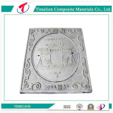 Concrete Manhole Cover and Frame for Road Application