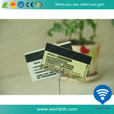 Manufacturer Customized Magnetic Stripe Stainless Steel Metal Business Card