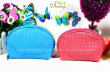 PU Leather Ladies Fashion Peronalized Cosmetic Bags