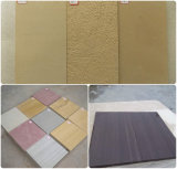 Yellow Wooden Sandstone Tile and Slab for Pavement