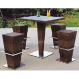 High Quality Wicker Bar Furniture (BF-1003)