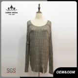 Women Fashion Round Neck Fall Sweater