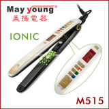M515 Unique Design Best Sales Big LCD Display Hair Flat Iton