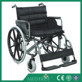 CE/ISO Approved High Quality Cheap Medical Steel Wheel Chair (MT05030008)